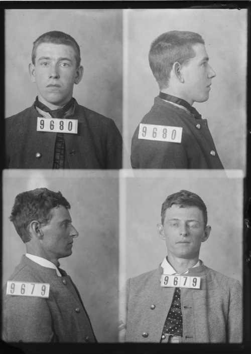 Charles Lindsey and Lawrence Craig, prisoners 9679 and 9680 - Page