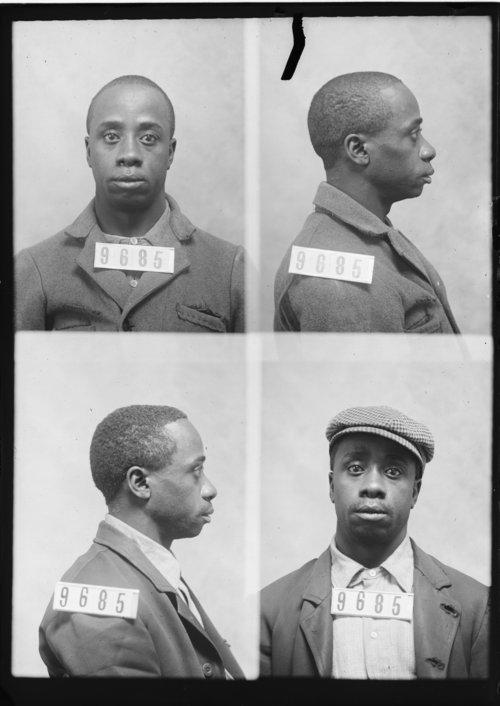 Osborne Payne, Prisoner 9685, Kansas State Penitentiary - Page