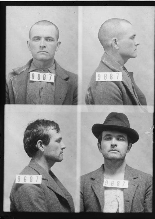 John Duffey, Prisoner 9687, Kansas State Penitentiary - Page