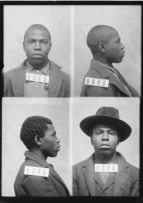 Charles Hedge, Prisoner 9690, Kansas State Penitentiary - Page