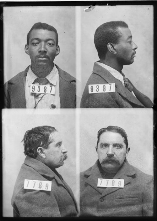 Nick Carter and John Hoepner, prisoners 9387 and 7789 - Page