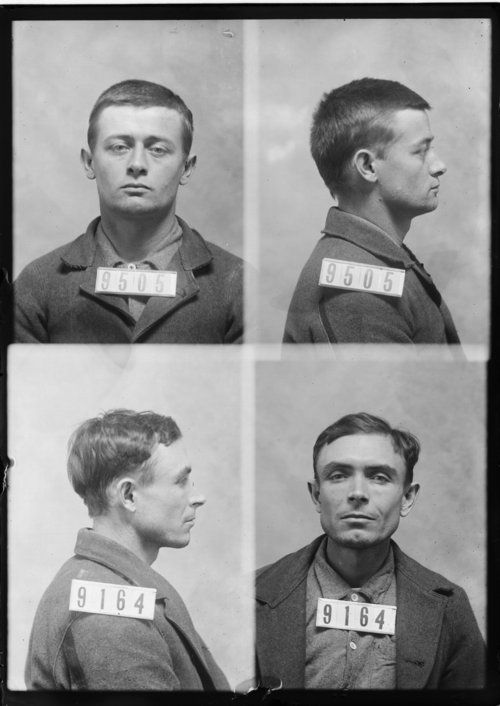 John Rhea and Frank King, prisoners 9505 and 9164 - Page