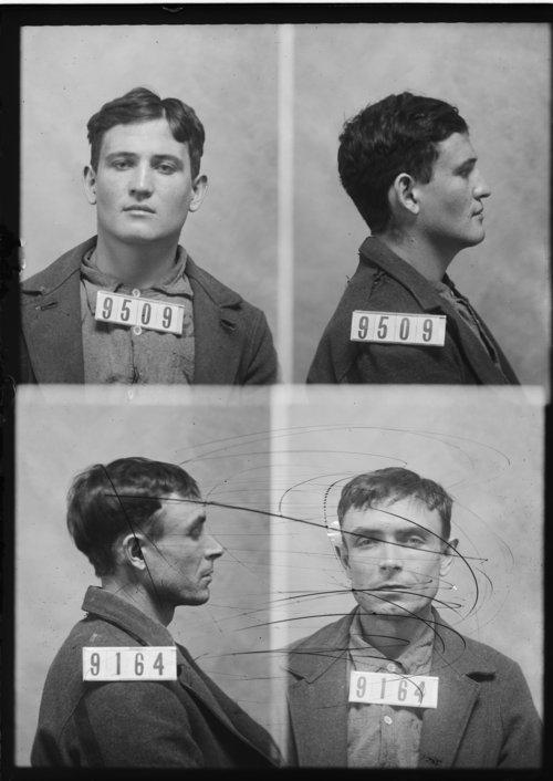 Edgar Wainscott, Prisoner 9509, Kansas State Penitentiary - Page