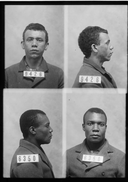James Foster and Eugene Williams, Prisoners 9426 and 6350, Kansas State Penitentiary - Page