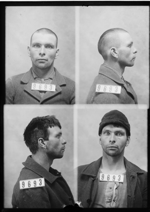 Charles S. Dickey , Prisoner 9693, Kansas State Penitentiary - Page