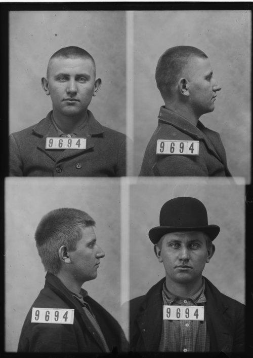 Carl Markham, prisoner 9694 - Page