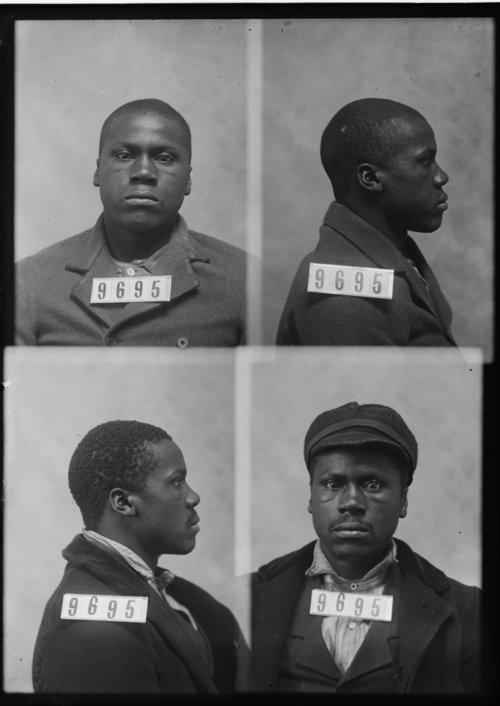 Geo. Smith, prisoner 9695 - Page