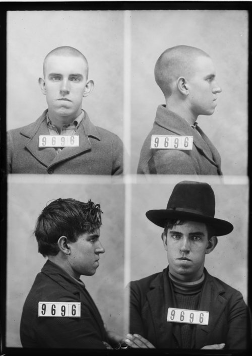 Charles Ford, Prisoner 9696, Kansas State Penitentiary - Page