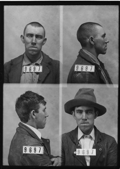 John Moore, Prisoner 9697, Kansas State Penitentiary - Page