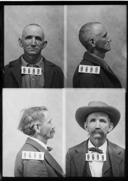 R. M. Murchison, Prisoner 9699, Kansas State Penitentiary - Page