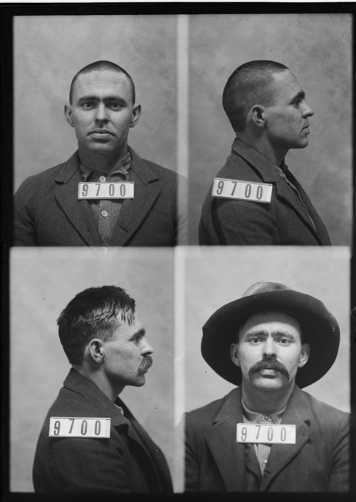 James Harris, Prisoner 9700, Kansas State Penitentiary - Page