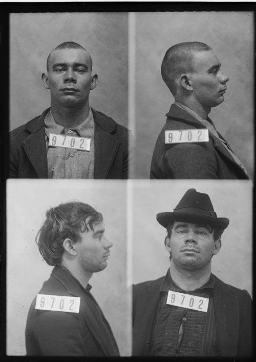 Geo. E. Stone, Prisoner 9702, Kansas State Penitentiary - Page