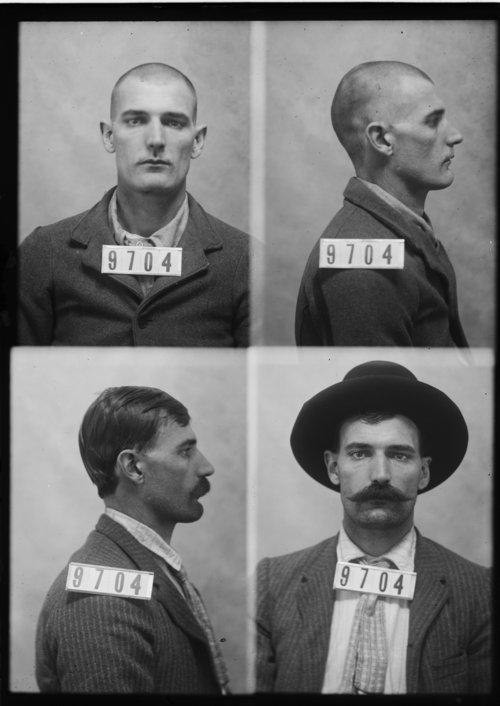 Wm. C. English, prisoner 9704 - Page
