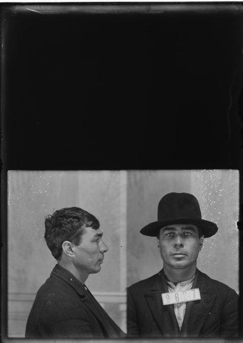 Joseph Patterson, Prisoner 9627, Kansas State Penitentiary - Page
