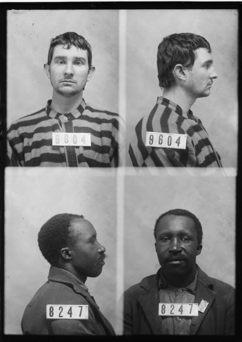 Richard Roe and Eldridge Preston, prisoners 9604 and 8247 - Page