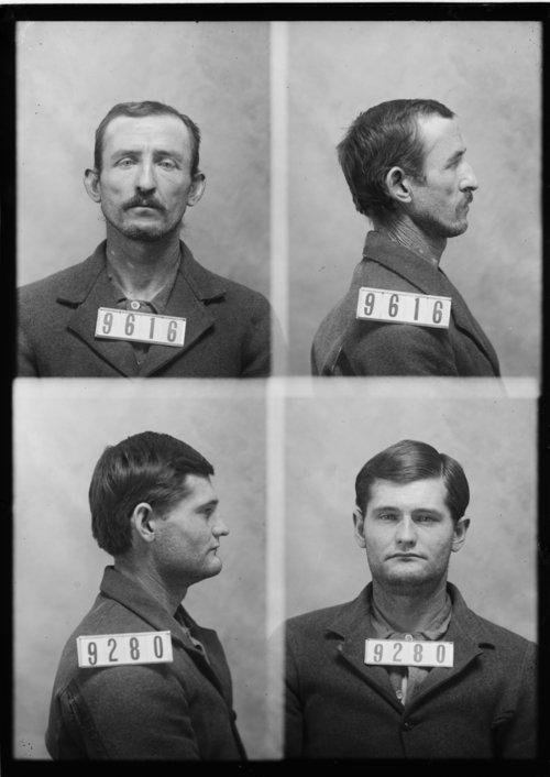 Robert Fox and Wm. P. Jose, prisoners 9616 and 9280 - Page