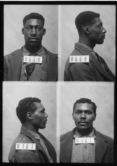 Wesley Level and Earnest Myers, prisoners 9559 and 9101 - Page