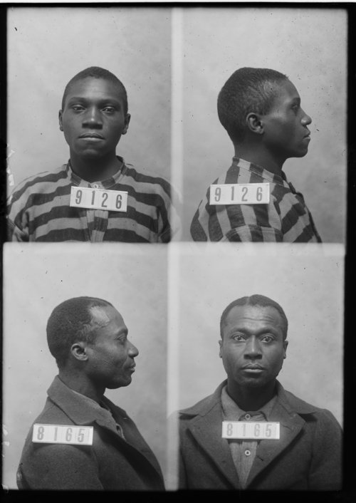 Ned Curtis and Henry Osborn, prisoners 9125 and 8165 - Page