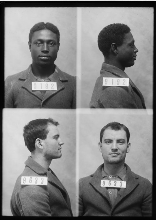 Fred Harper and Lewis Weber, prisoners 9192 and 9633 - Page