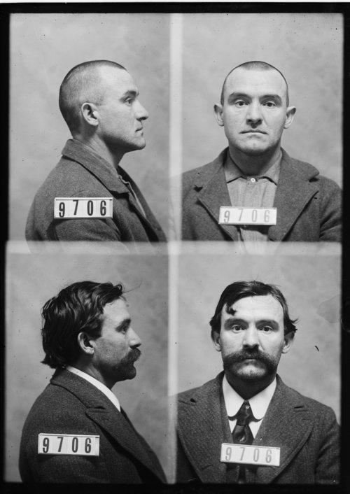 Tony Robinson, Prisoner 9706, Kansas State Penitentiary - Page