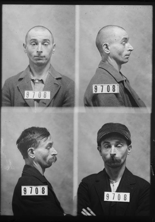 John Henry, Prisoner 9708, Kansas State Penitentiary - Page