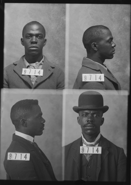 S. S. Bandy, Prisoner 9714, Kansas State Penitentiary - Page