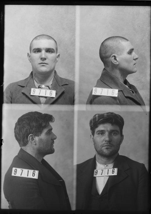 Thomas Miller, Prisoner 9716, Kansas State Penitentiary - Page