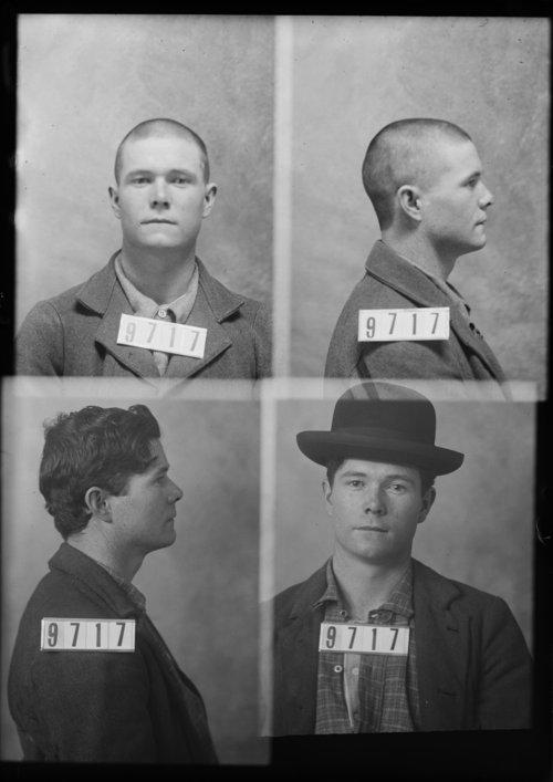 Thomas Riley, Prisoner 9717, Kansas State Penitentiary - Page
