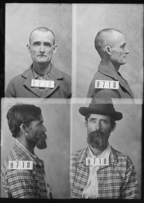 Frank Spring, Prisoner 9718, Kansas State Penitentiary - Page