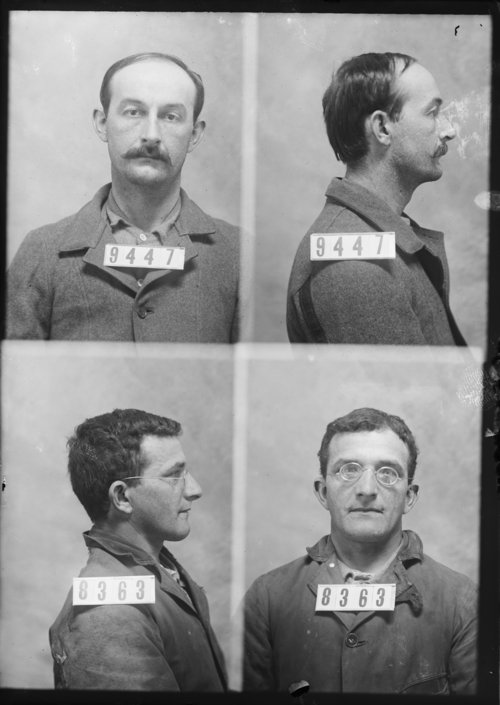 C. D. Hittle and William P. Hoag, prisoners 9447 and 8363 - Page