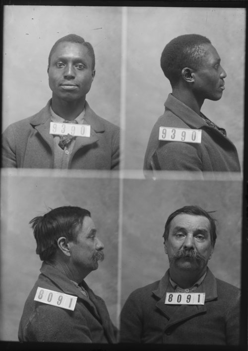 Enoch H. Armstead and Rudolph Brockman, Prisoners 9390 and 8091, Kansas State Penitentiary - Page