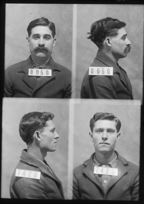 Frank Bunce and David Welch, prisoners 8050 and 7428 - Page