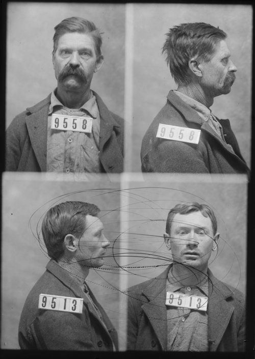 I. N. Lowry, Prisoner 9558, Kansas State Penitentiary - Page