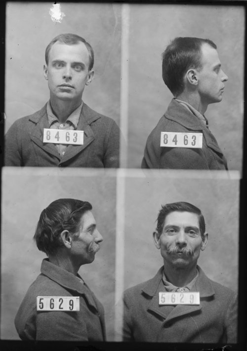 John Stenman and L. B. Myers, prisoners 8463 and 5629 - Page