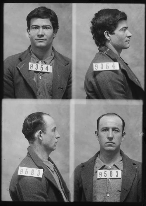 Justin Meyers and Charles Loar, prisoners 9354 and 9583 - Page