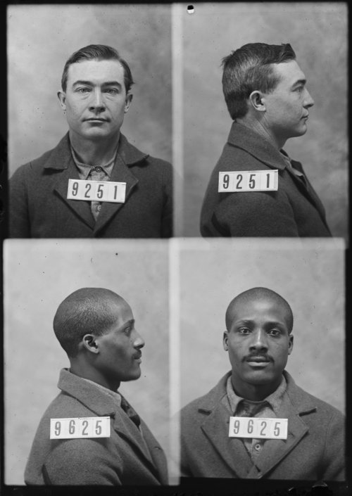George H. Owens and Lewis Moore, Prisoners 9251 and 9625, Kansas State Penitentiary - Page