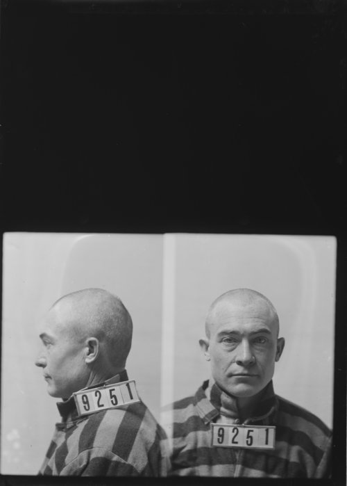 Lewis Moore, Prisoner 9625, Kansas State Penitentiary - Page