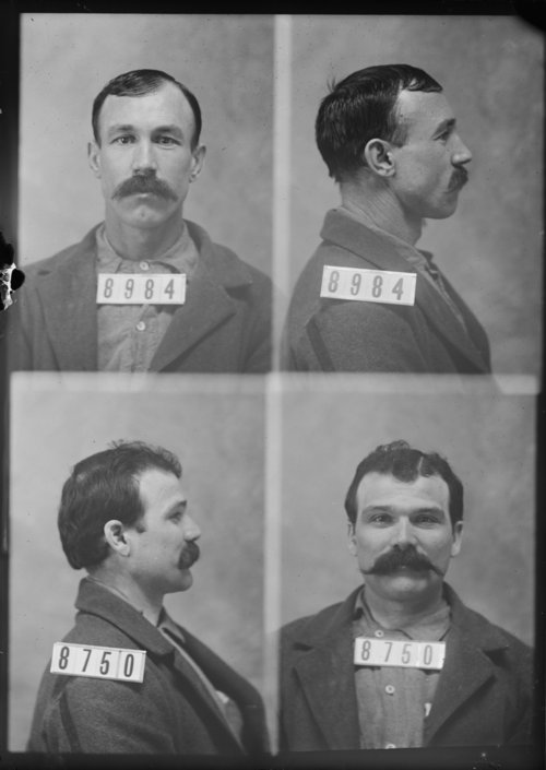 Tom Deffenderfer and W. O. Hummer, prisoners 8984 and 8750 - Page