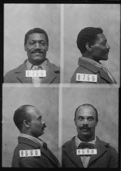 Squire Williamson and Early New, Prisoners 8755 and 9560, Kansas State Penitentiary - Page