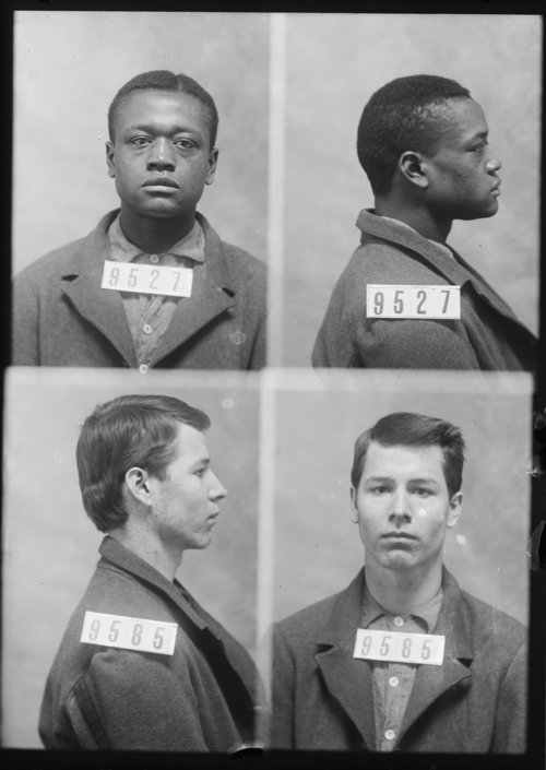 George McGee and Lem Jennette, prisoners 9527 and 9585 - Page