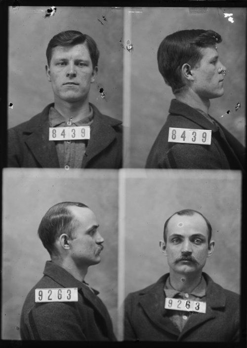 Jim Martin and Edward Tabananka, prisoners 9586 and 9502 - Page