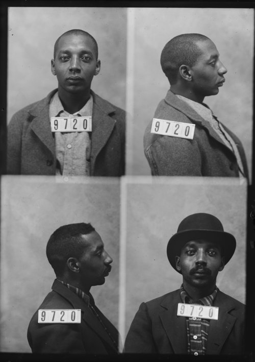 John Burkhart, Prisoner 9720, Kansas State Penitentiary - Page