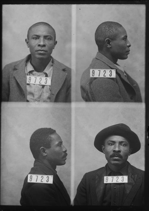 Frank Johnson, Prisoner 9723, Kansas State Penitentiary - Page
