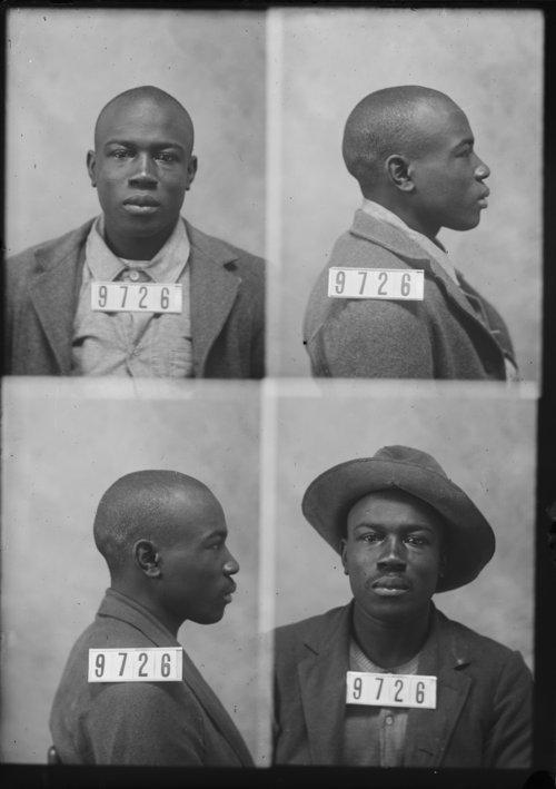 Roy Johnson, prisoner 9726 - Page