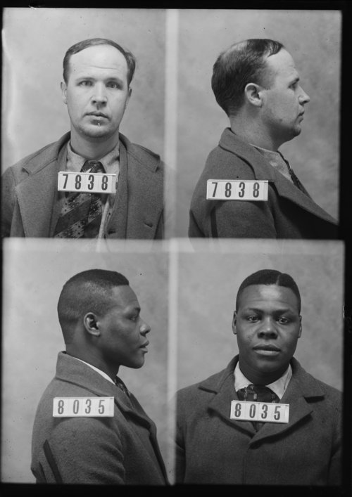 John Wilson and Randall Green, prisoners 7838 and 8035 - Page