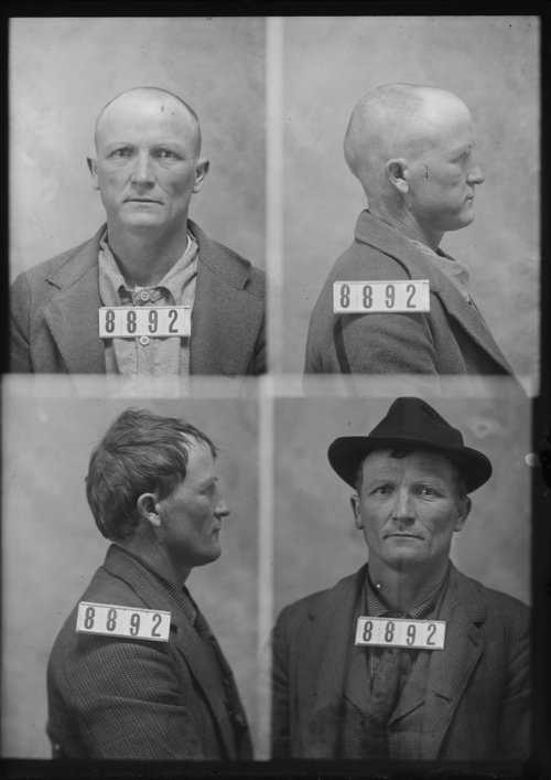 James Brown, Prisoner 8892, Kansas State Penitentiary - Page