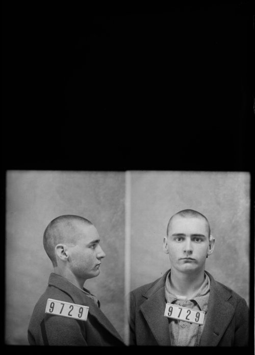 J. L. Bloomfield, Prisoner 9729, Kansas State Penitentiary - Page