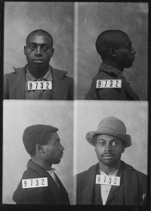 Joseph Scott, Prisoner 9732, Kansas State Penitentiary - Page