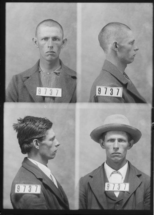 Walter Rice, Prisoner 9737, Kansas State Penitentiary - Page