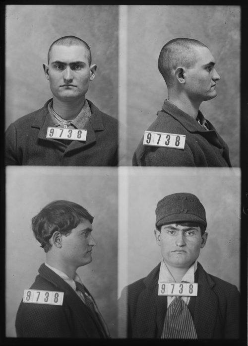 Ralph Ward, Prisoner 9738, Kansas State Penitentiary - Page